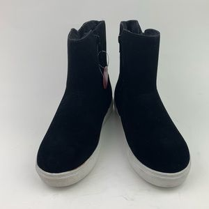 STEVE MADDEN Garrson Sneaker Boot sz 5